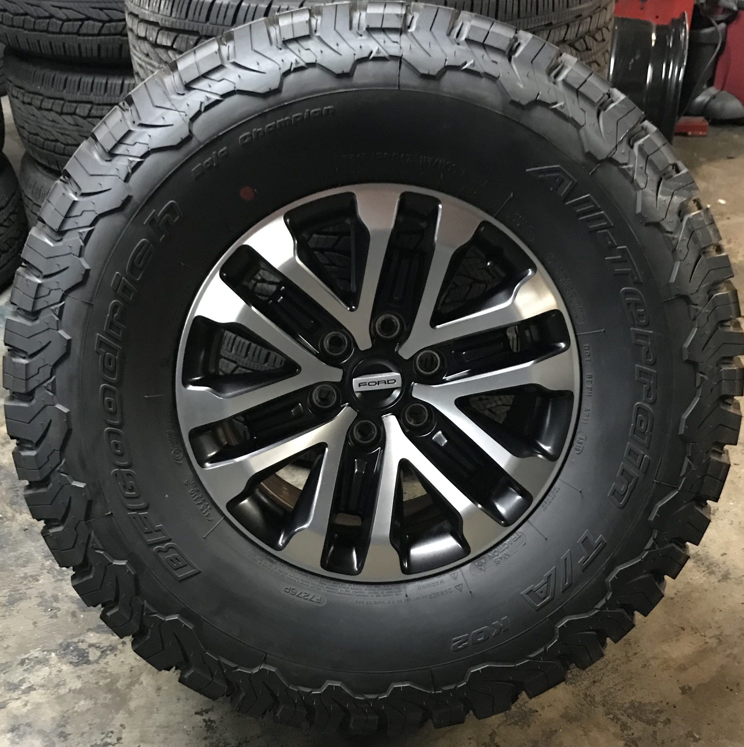 Ford F150 Factory Rims For Sale >> Wheel Specials Columbia Sc Nuttall Tire
